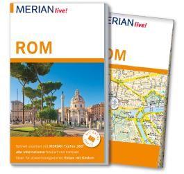 MERIAN live! Reiseführer Rom