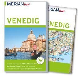 MERIAN live! Reiseführer Venedig