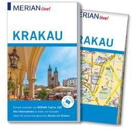 MERIAN live! Reiseführer Krakau