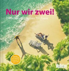 HOLIDAY Reisebuch: Nur wir zwei!