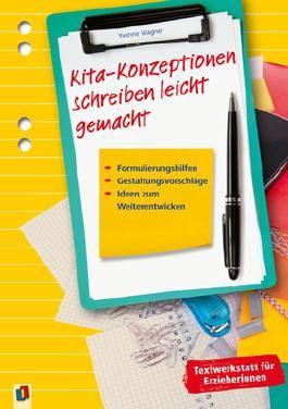 Kita-Konzeptionen schreiben leicht gemacht