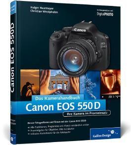 Canon EOS 550D. Das Kamerahandbuch