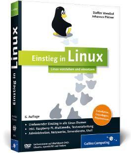 Einstieg in Linux, m. DVD-ROM