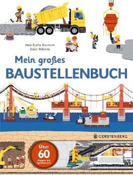 Mein großes Baustellenbuch