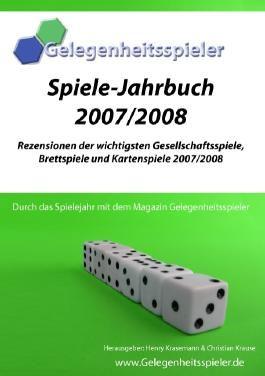 Spiele-Jahrbuch Gelegenheitsspieler 2007/2008