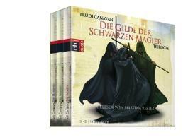 Die Gilde der schwarzen Magier, Die Trilogie
