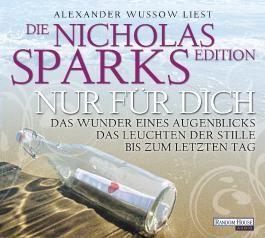 Nur für dich  - Die Nicholas Sparks Edition