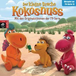 Der Kleine Drache Kokosnuss - Hörspiel zur TV-Serie 13