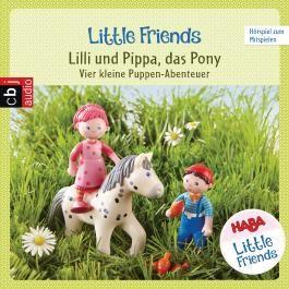 HABA Little Friends – Lilli und Pippa, das Pony