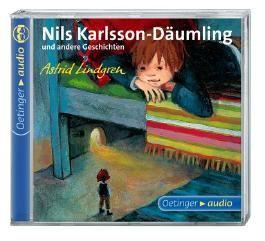 Nils Karlsson-Däumling und andere Geschichten (CD)