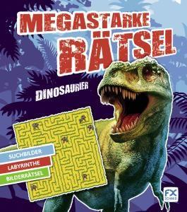 Megastarke Rätsel Dinosaurier