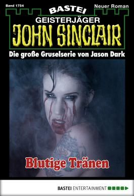 John Sinclair - Folge 1754: Blutige Tränen