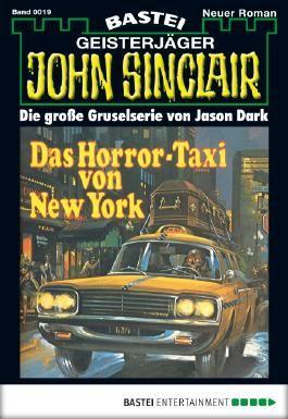 John Sinclair - Folge 0019: Das Horror-Taxi von New York