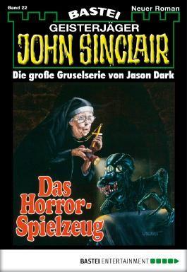 John Sinclair - Folge 0022: Das Horror-Spielzeug