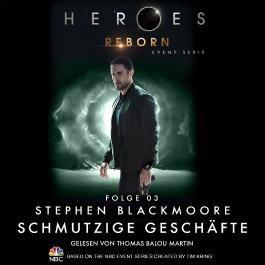 Heroes Reborn - Folge 03