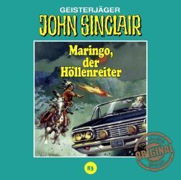 John Sinclair Tonstudio Braun - Folge 83