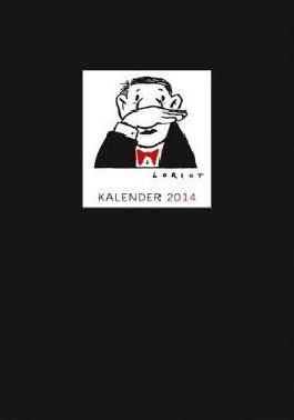 Loriot Kalenderbuch 2014