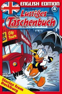 Lustiges Taschenbuch English Edition 04