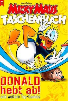 Micky Maus Taschenbuch Nr. 02