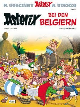 Asterix 24: Asterix bei den Belgiern