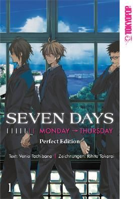 Seven Days Perfect Edition 01