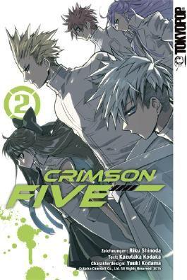 Crimson Five 02