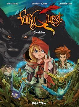Fairy Quest 01