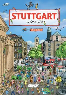 Stuttgart wimmelt
