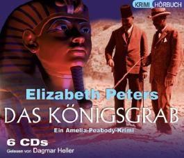 Elizabeth Peters - Das Königsgrab