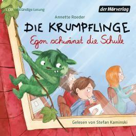 Die Krumpflinge - Egon schwänzt die Schule