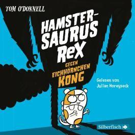 Hamstersaurus Rex 2: Hamstersaurus Rex gegen Eichhörnchen Kong