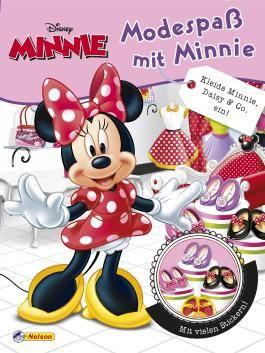Disney Minnie Maus: Modespaß mit Minnie