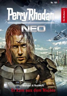 Perry Rhodan Neo 101: Er kam aus dem Nichts: Staffel: Die Methans