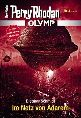 Olymp 4: Im Netz von Adarem (Perry Rhodan - Olymp)