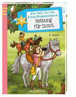 Ein Fall für die Pony-Kommissare - Rettung für Scout