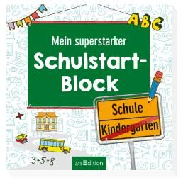 Mein superstarker Schulstart-Block