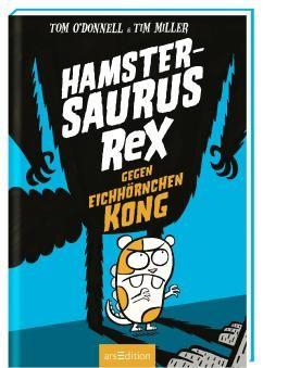 Hamstersaurus Rex gegen Eichhörnchen Kong