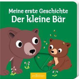 Meine erste Geschichte Der kleine Bär