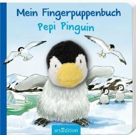 Mein Fingerpuppenbuch - Pepi Pinguin