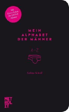 Mein Alphabet der Männer