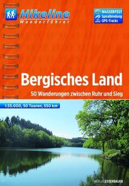 Wanderführer Bergisches Land