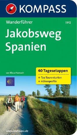 Jakobsweg Spanien