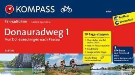Donauradweg 1, von Donaueschingen nach Passau