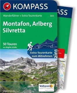 Montafon, Arlberg, Silvretta