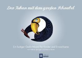 Der Tukan mit dem großen Schnabel
