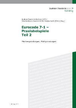 Eurocode 7-1 – Praxisbeispiele Teil 2