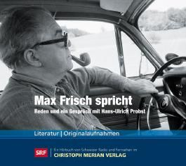 Max Frisch spricht