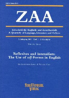 Reflexives and Intensifiers: The Use of self-Forms in English