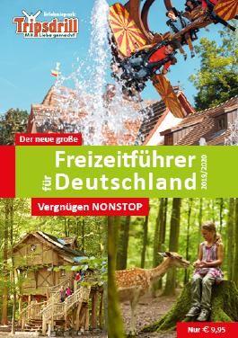 Der neue große Freizeitführer für Deutschland 2019/2020
