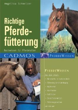 Richtige Pferdefütterung